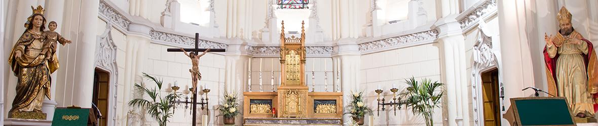Video sobre la celebración de la séptima vigilia de oración por la Comunión Eclesial