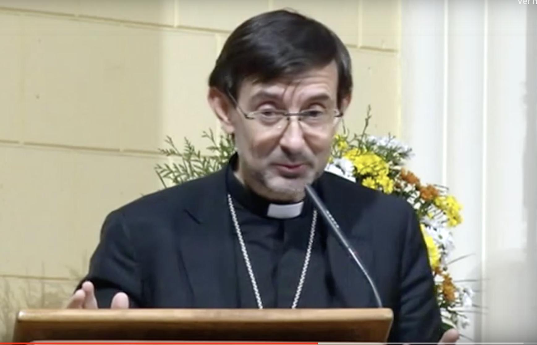 Palabras de D. José Cobo, obispo auxiliar de Madrid, en la 7ª Vigilia Diocesana por la Comunión Eclesial (24/2/19)